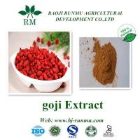 China Wolfberry fruit Extract on sale