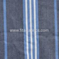 China 100% cotton yarn dyed check fabric with light weight maily for shirt use wholesale