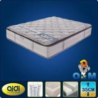 China Two sides pillow top mattress,Luxury Comfortable Spring Mattress wholesale