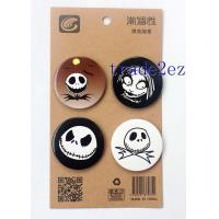 China 201662910504The Nightmare Before Christmas 4.3CM Badge and Buttons wholesale