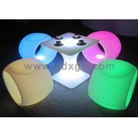 China Outdoor / Indoor Modern LED Bar Stools 4400mAh 3.7V For Events wholesale