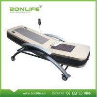 China Medical And Hospital Use Jade Heating Thermal Therapy Massage Bed With Wheels wholesale