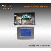 China YOSEC Electronic Touch screen safe lock with LCD display wholesale