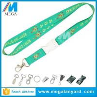 China Heat-transferred Lanyards HTL015 wholesale