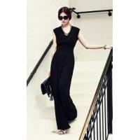 China New Women's One Shoulder Jumpsuit Romper Pants wholesale