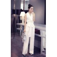 China New Arrival!Sleeveless Women's Jumpsuit Long Pants wholesale