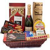 China Starry Night Luxury Gift Basket.NO.32 Beijing gift basket wholesale