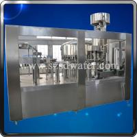 Monoblock Full Automatic Water Bottling Machine for Agua Plant for sale