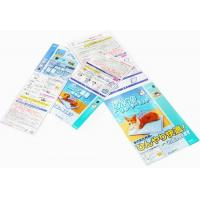 Buy cheap Custom leaflet printing booklet printing from wholesalers