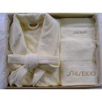 China 100%Fresh Cotton Towel&Bathrobe,Slipper as Set on sale