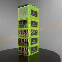 China led cigarette display boxes for adversting wholesale