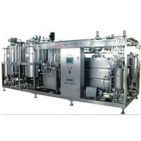 China The small scale milk, yoghurt, juice combined production line on sale