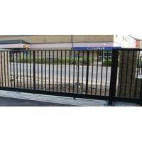 China Groundtrack Automatic Sliding Gates wholesale