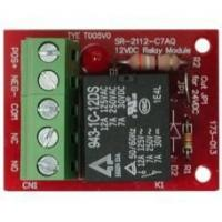 China Relay Module - 12/24VDC Trigger Voltage, One 7A Form C SPDT Relay wholesale