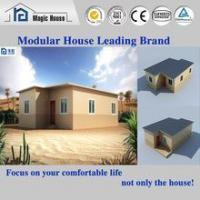 Buy cheap Modern good insulation low cost prefab house for Kenya from wholesalers