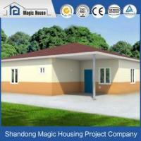 Buy cheap New Prefab House with foam cement material from wholesalers