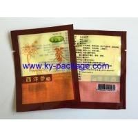 China Composite Plastic Cigar Bags on sale