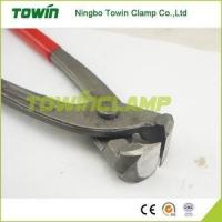 Buy cheap high pressure single ear clamps Manual Pincer from wholesalers