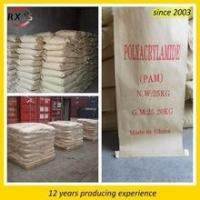 China Cationic Polyacrylamide mud dewatering chemical cpam wholesale