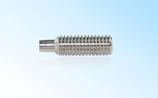 Quality Hexagonal Socket Set Screw with Dog Point Bolts for sale