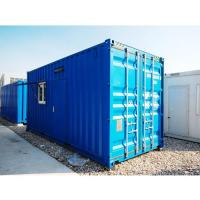 China Container Houses Modular Container Hotel Cabin Contaier Houses Manufacturer wholesale