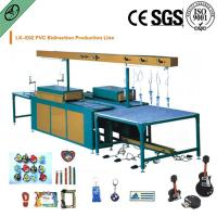 China High capacity of PVC luggage/bag Tag Making Machine wholesale