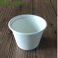 China Bowl & Cup Sugarcane Bagasse Cup-5oz wholesale