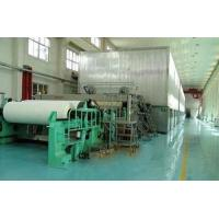 China Manufacture of 1760mm Double Cylinder Double Wire Newsprint Paper Making Production Line wholesale