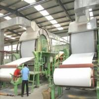 China Manufacture of 2880mm Toilet Tissue Paper Making Machine for 20T Per Day wholesale