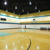 China Sports Wood Flooring China Factory Maple wood floor for basketball court wholesale
