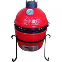 Buy cheap 13 Inch Mini Ceramic BBQ Grill (Red) from wholesalers