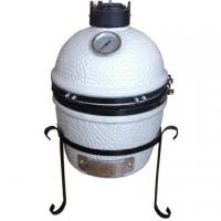 Buy cheap 13 Inch Mini Ceramic BBQ Grill (White) from wholesalers