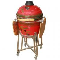 Buy cheap Custom Design Artwork Smooth Surface Kamado 21 Inches (Red) AU-21CD1 from wholesalers