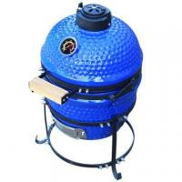 Buy cheap 13 Inch Mini Ceramic BBQ Grill (Blue) from wholesalers