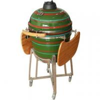 Buy cheap Custom Design Artwork Smooth Surface Kamado 21 Inches (Green) AU-21CD2 from wholesalers