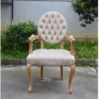 China Antique Wood Furniture Cheap Banquet Leather Chairs Uesd for Wedding Chair/for Hotel Arm Chair on sale