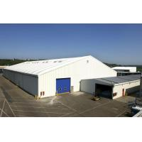 Buy cheap Steel Structure Warehouse Hangar Building from wholesalers