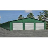 Buy cheap Steel Structure Prefab Shed Storage Building from wholesalers