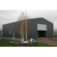 Buy cheap Metal Structure Prefab Shed Building from wholesalers