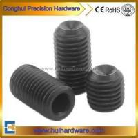 China DIN916 Cup Point Set Screw wholesale