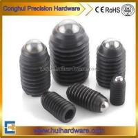 China Hex Socket Set Screws With Ball Point wholesale