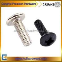 China Carbon Steel Phillips Pan Head Screw wholesale