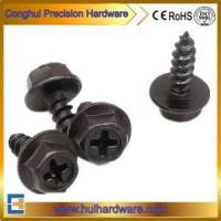 China Cross Hex Flange Self Tapping Screw With Washer wholesale