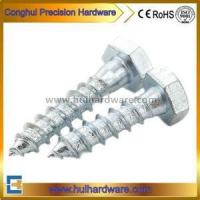 China DIN571 Hex Head Self Tapping Wood Screw wholesale