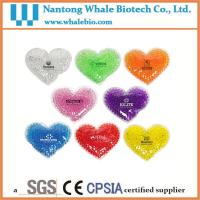 Buy cheap Heart Cool and Hot Stress Reliever Gel Pack from wholesalers