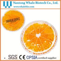 Buy cheap Orange Shaped Gel Beads Hot Cold Pack from wholesalers