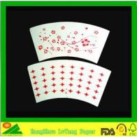 China Paper Cup Fan 2 wholesale