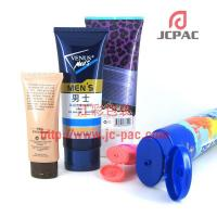 China Oval Plastic Tube, Shampoo Tube, Body Lotion Tube, Men's Cleansing Lotion Package on sale
