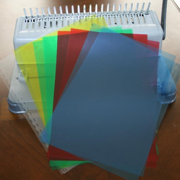 Quality China PVC Binding Cover for sale