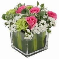 Buy cheap Beautiful Roses With Vase NO.97 delivery flower to china from wholesalers